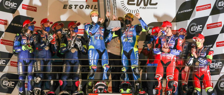 Suzuki pobjednik Svjetskog Endurance Prvenstva
