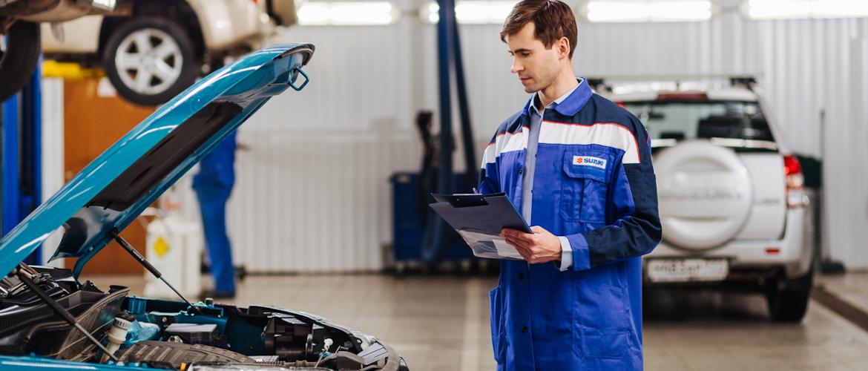 Suzuki ''Free Check'' jesenska kampanja