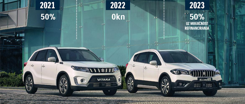 Nenadmašna Suzuki ponuda postala je još bolja!