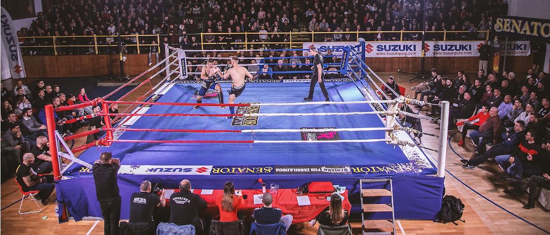 Suzuki sponzor Gladiator Fight Night-a