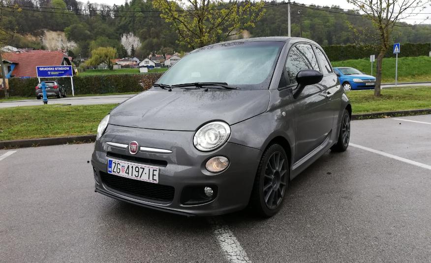 Fiat 500 1,3 JTD Full oprema