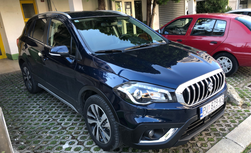 S-Cross 1,4 GLX (ELEGANCE)