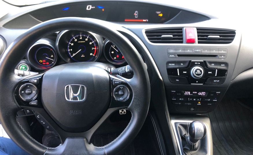 Honda Civic Sport 1,8 TOP stanje