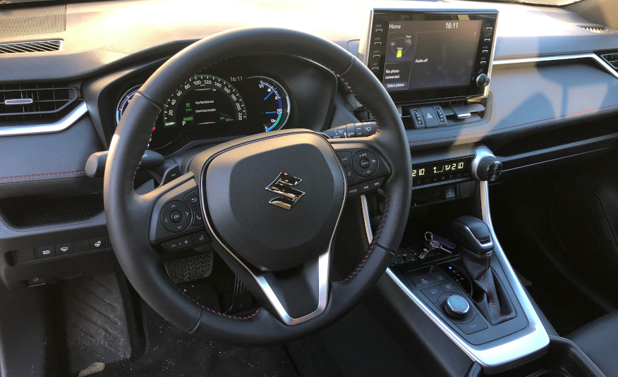 Suzuki Across 2,5 PHEV E-CVT
