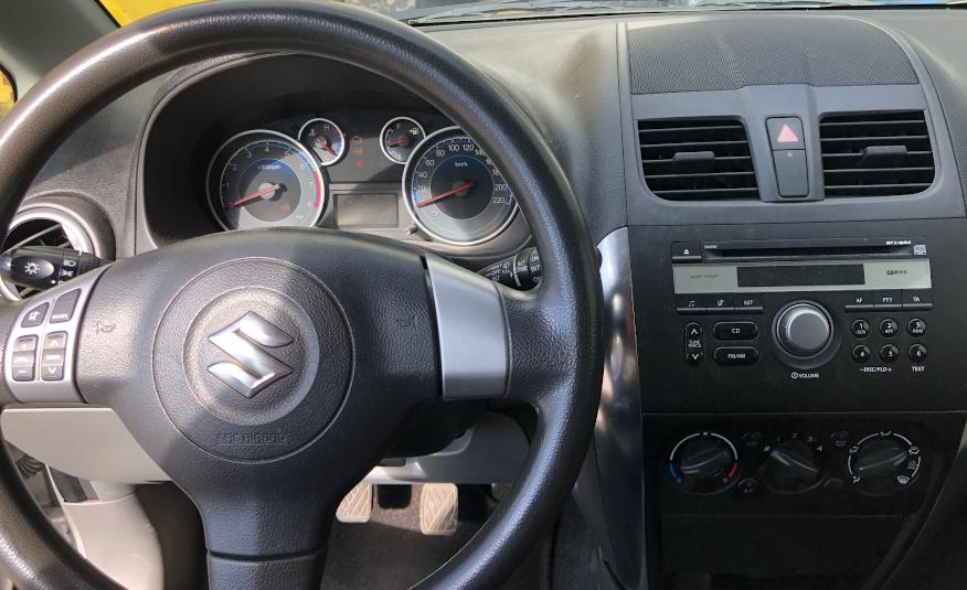 Suzuki SX4 1,5 GLX
