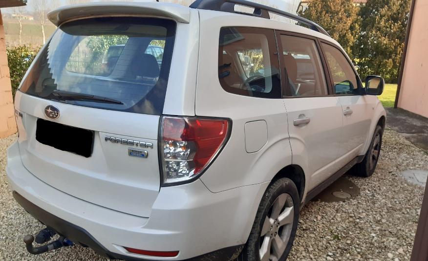 Subaru Forester 2,0 Diesel